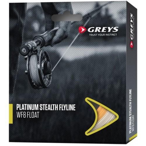 GREYS muškařská šňura Platinum Stealth Fly Lines