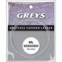 GREYS ujímaný návazec Greylon Knotless Tapered Leaders