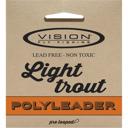 VISION Polyleader Light Trout Floating