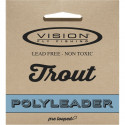 VISION Polyleader Trout Floating