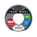 VISION muškařský vlasec Nano Mono 5x - 50 m