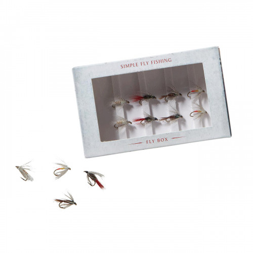 PATAGONIA Simple Fly Fishing Box of Flies